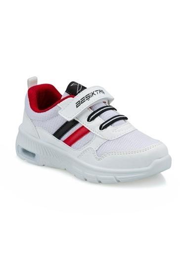 Beşiktaş Spor Ayakkabı Beyaz